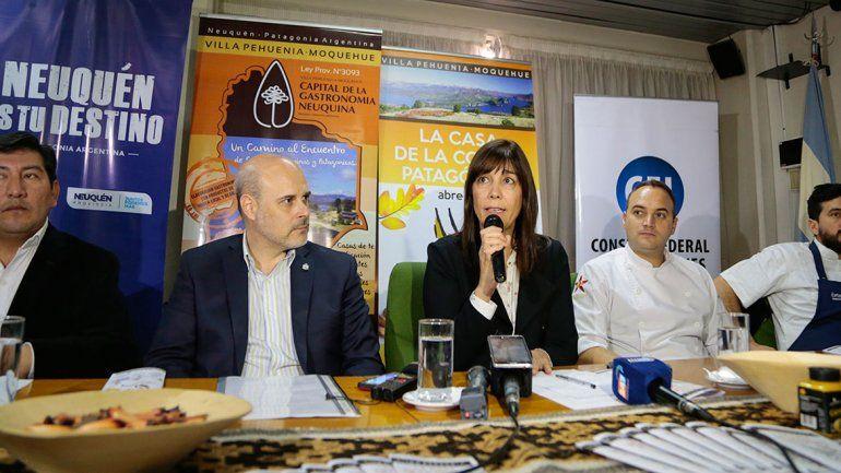 Villa Pehuenia: el Festival del Chef, en la cuenta regresiva