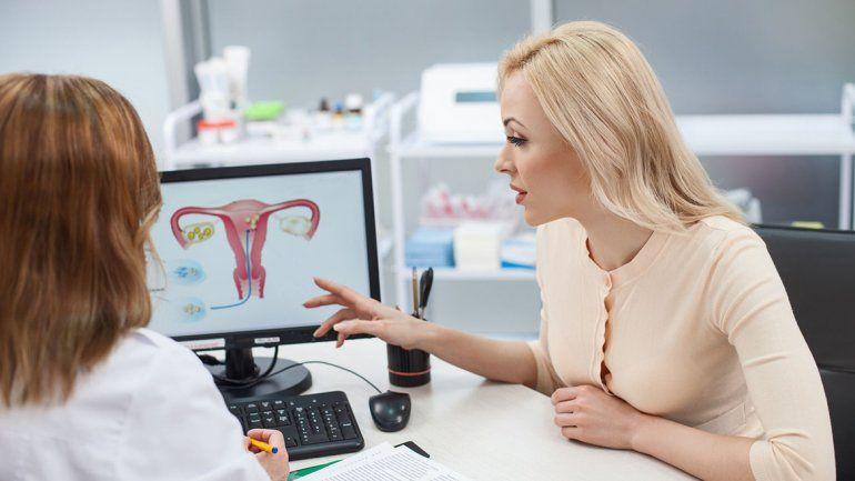 El 70% de los casos de cáncer de ovario se diagnostican tarde