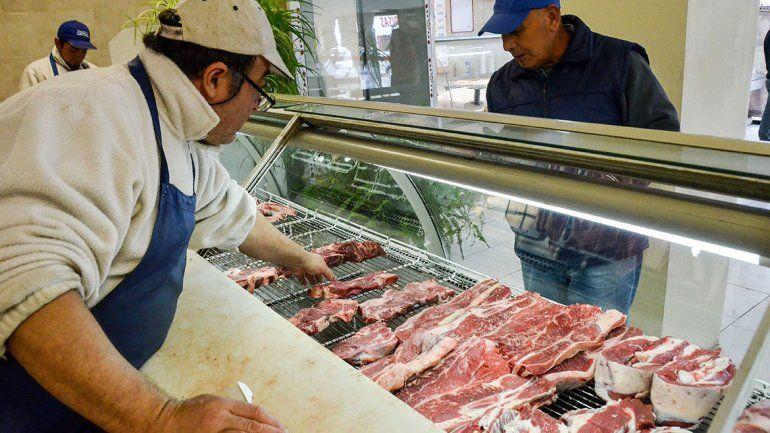 Bajó el consumo de carne  en el primer trimestre
