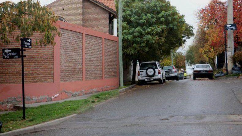 Así quedaron las calles de mano única en Santa Genoveva