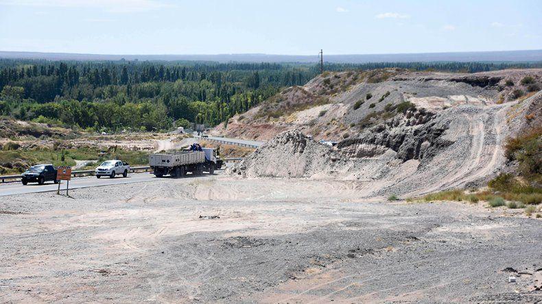 La Justicia investiga el origen de los áridos para obras de asfalto