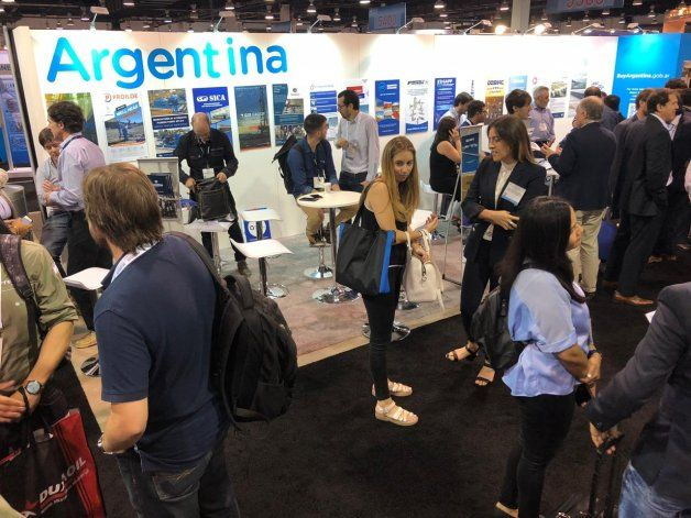 Argentina en la OTC: solo empanadas y vinos