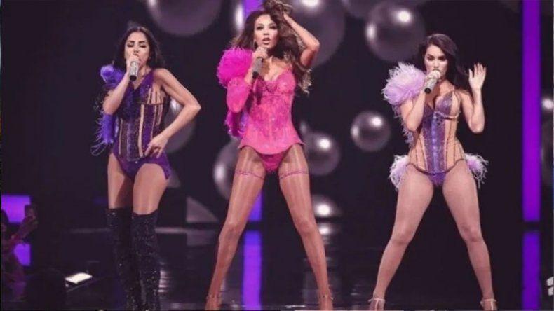 Lali Espósito prepara tema con Natti Natasha y Thalía