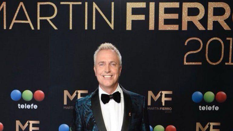 Marley conducirá los premios Martín Fierro