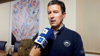 el bisnieto argentino de mussolini que suena con los votos