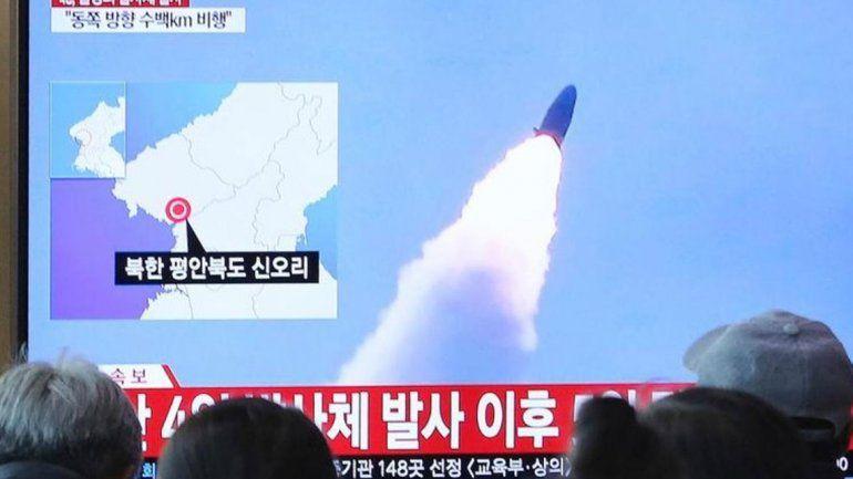 Corea del Norte sigue jugando a lanzar sus misiles