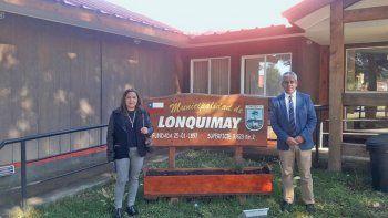 las lajas avanza en un intercambio turistico con los chilenos