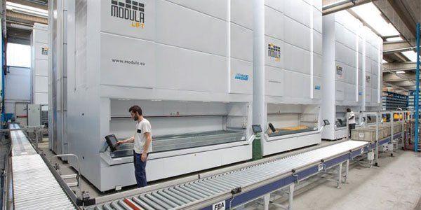 Los depósitos automatizados se hacen realidad en Neuquén