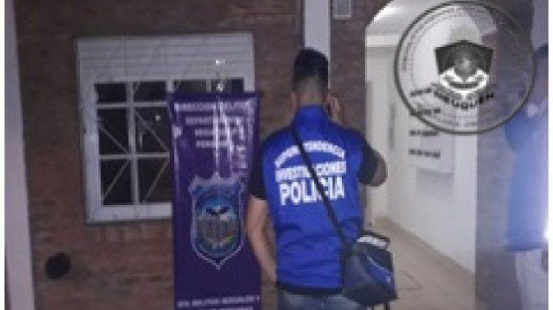 La Policía volvió a clausurar un prostíbulo que se mudó de Santa Genoveva al Centro de la Ciudad