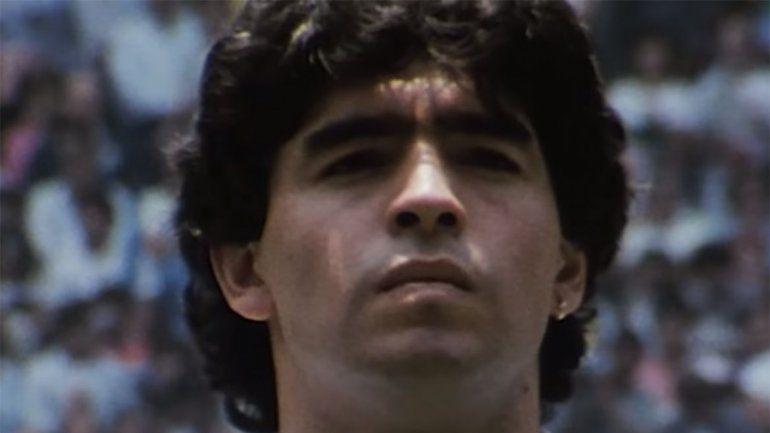 El tráiler completo del documental más íntimo de Diego Maradona
