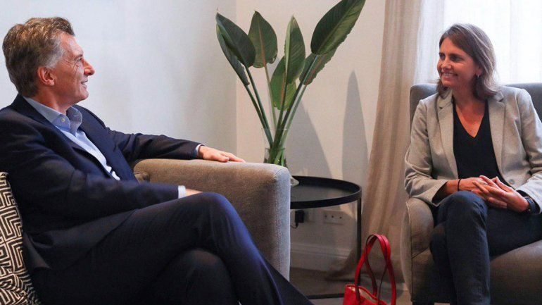 Macri recibió a la investigadora del Conicet que ganó medio millón de pesos en la tevé