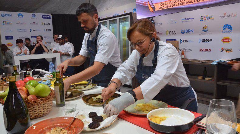 Una fiesta con los mejores sabores patagónicos