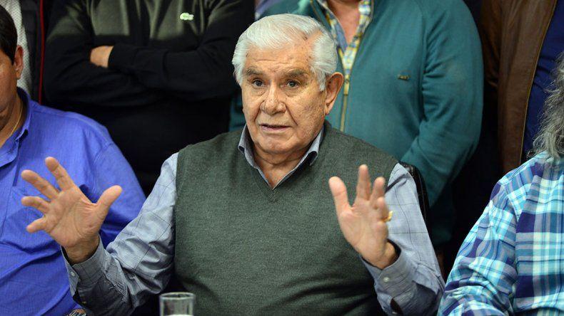Pereyra impulsa un fondo de Vaca Muerta para infraestructura