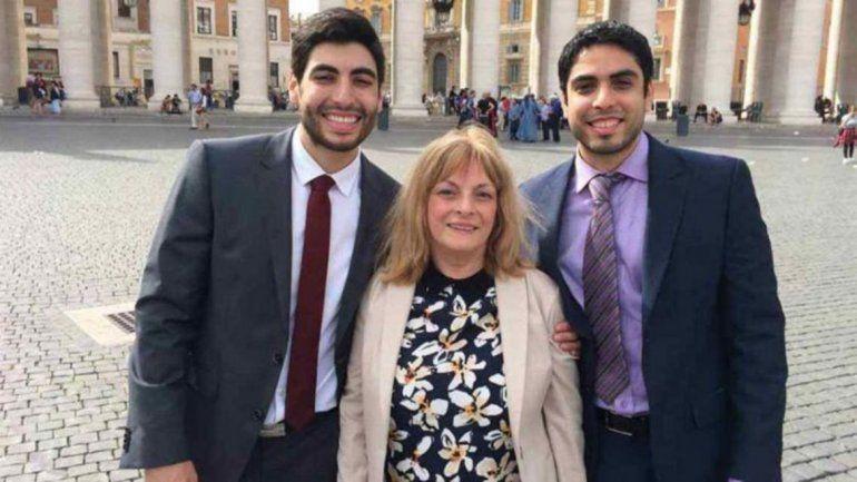 Murió la mamá de los hermanos Facundo y Hugo Moyano