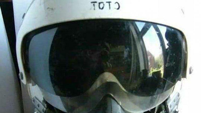 Subastaron en $ 700 mil el casco de un soldado de Malvinas