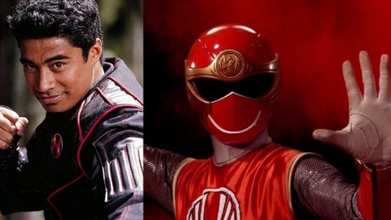 Murió Pua Magasiva, el actor que interpretaba el Power Ranger rojo