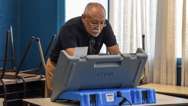 La Justicia define la pantalla para votar en Neuquén