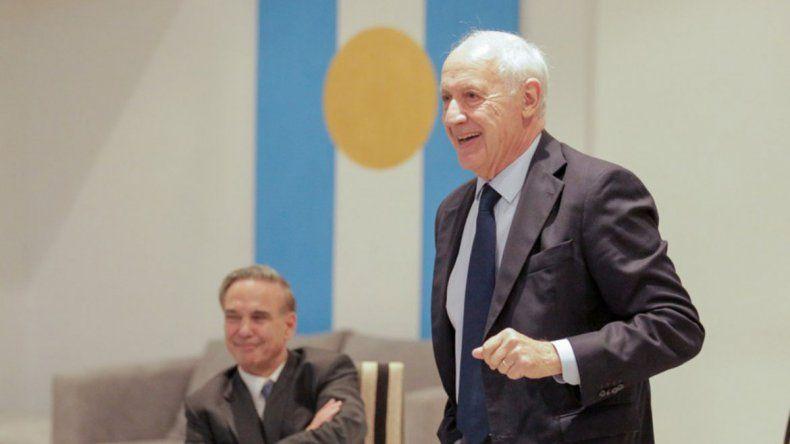 Lavagna le abrió la puerta a una posible fórmula con Pichetto