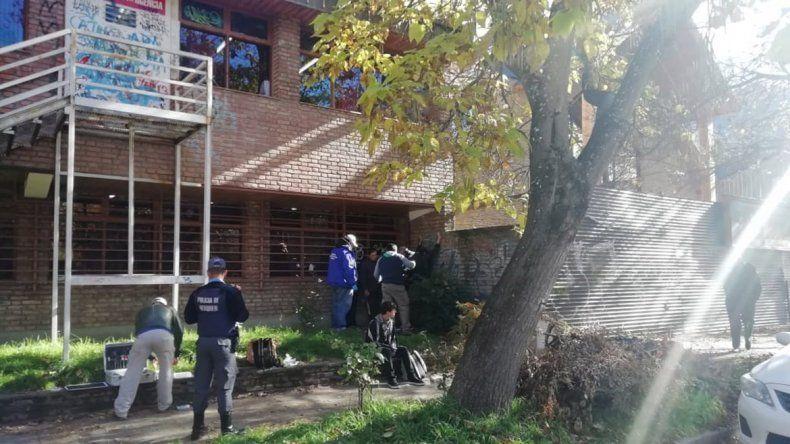San Martín de los Andes: vendían LSD afuera de una escuela secundaria