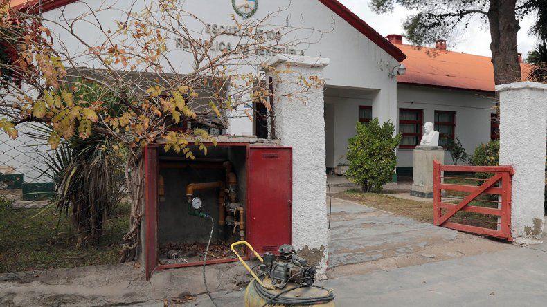 Centenario: llevará tiempo reparar las 8 escuelas