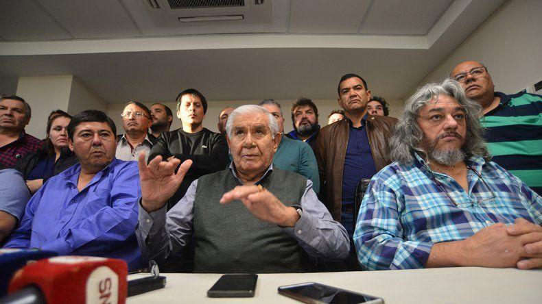 Muertes en Pecom: Pereyra dijo que no quiere tráileres en yacimientos