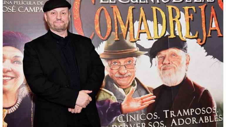 Campanella criticó a los actores que se quejan de la crisis