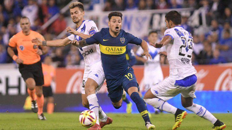 ¿Provocación? La publicación de Mauro Zárate el día después de Vélez-Boca