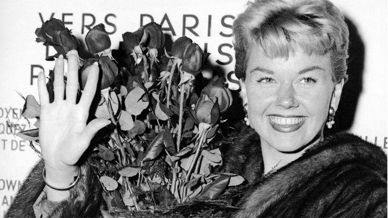 Murió Doris Day, un ícono del cine de las década del 50 y 60