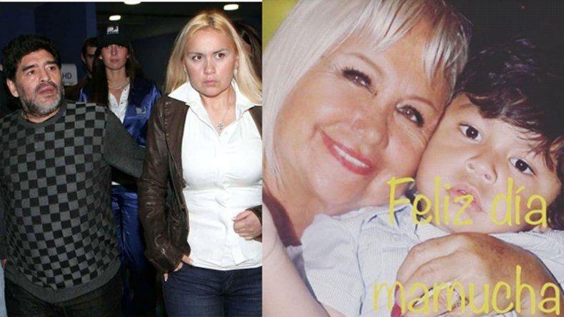 La mamá de Verónica Ojeda sufrió un infarto tras discutir con Maradona