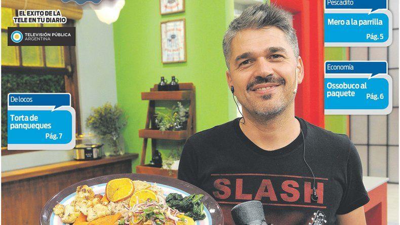 Cocineros Argentinos te enseña a hacer exquisitas pechugas de pollo