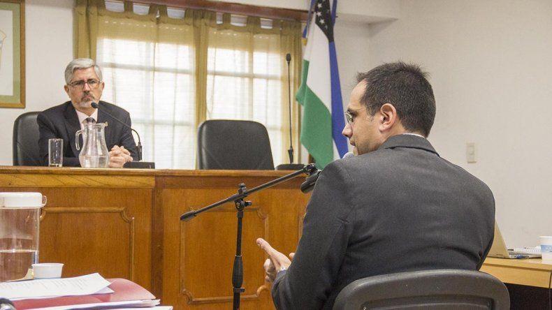 Pasó la primera jornada del juicio al ginecólogo que se negó a realizar un aborto no punible