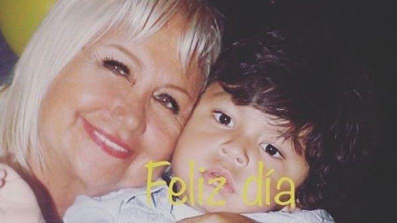 Verónica Ojeda desmintió que internaran a su madre por discutir con Diego