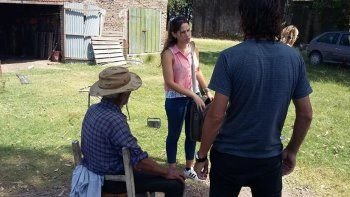 un anciano de 91 anos era esclavizado en un campo