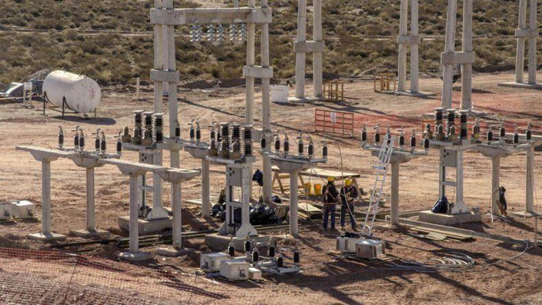 Una obra eléctrica clave se inaugurará dentro de 2 meses