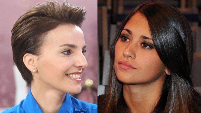 Antonela Roccuzzo cruzó a la mujer de Larreta por lo que dijo sobre su casamiento con Messi