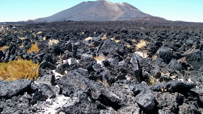 La erupción volcánica más grande fue en Catamarca
