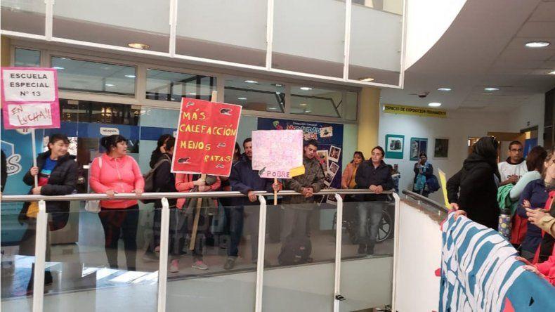 Cuatro colegios de Plottier debieron suspender clases