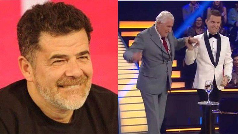 Julián Weich criticó a Del Moro por ¿Quién quiere ser millonario?: siento vergüenza ajena