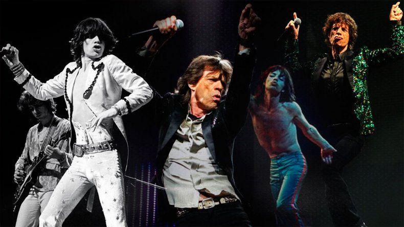 Impactante video de Mick Jagger bailando tras ser operado del corazón