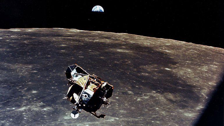 La NASA reveló que la Luna se está achicando y enfriando