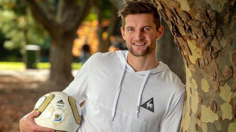 Un futbolista salió del clóset en Australia