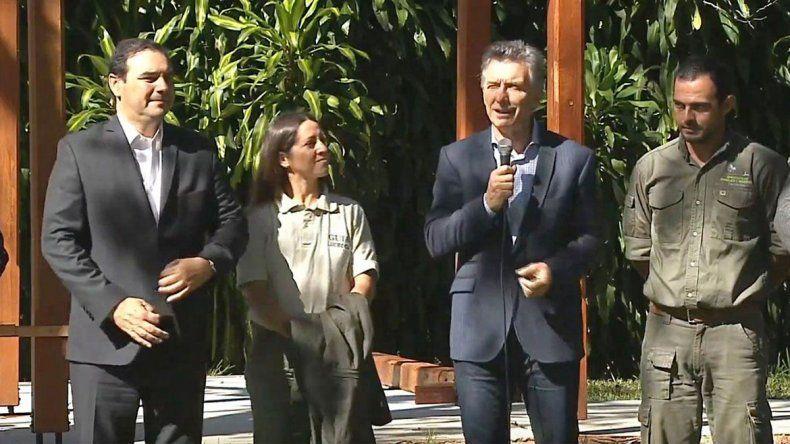 Macri: Queremos que en el país no haya impunidad