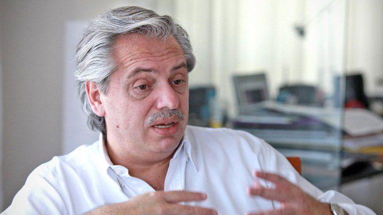 Alberto Fernández amenazó a los que investigan a CFK
