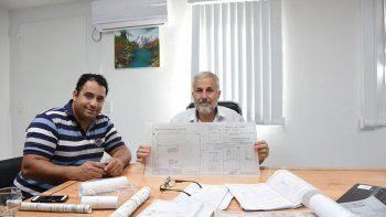 plottier: regularizan tierras en dos barrios