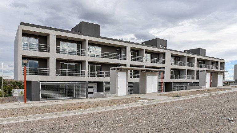 <p>Desarrollo urbanístico del Plan Procrear en Zapala.</p>