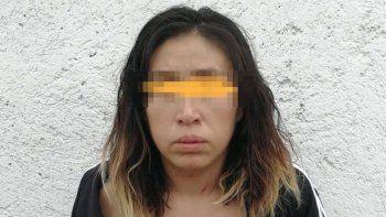 mexico: torturaba a su bebe y le enviaba los videos al padre