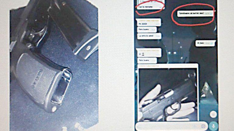 Cayeron hermanos que vendían armas a través de Facebook