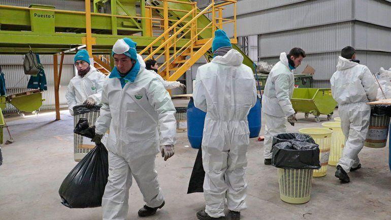 La Muni desmintió que se arrojen residuos patógenos al CAN