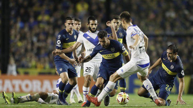 Desde los doce pasos, Boca obtuvo el pase a semis ante Vélez
