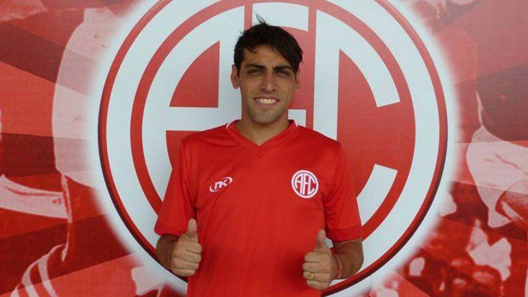 Sosa vuelve al América de Brasil para el Carioca B